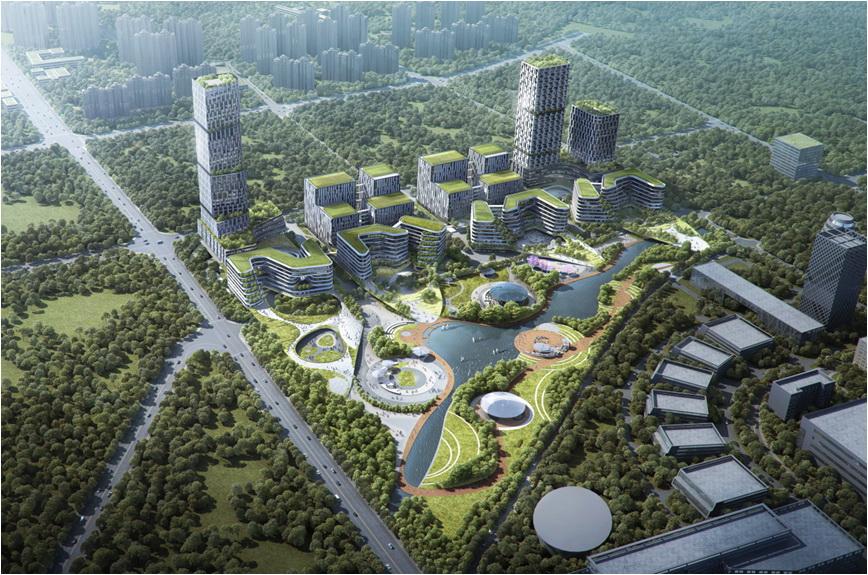 我司成功签约深圳市坪山区生物医药企业加速器二期项目方案设计合同