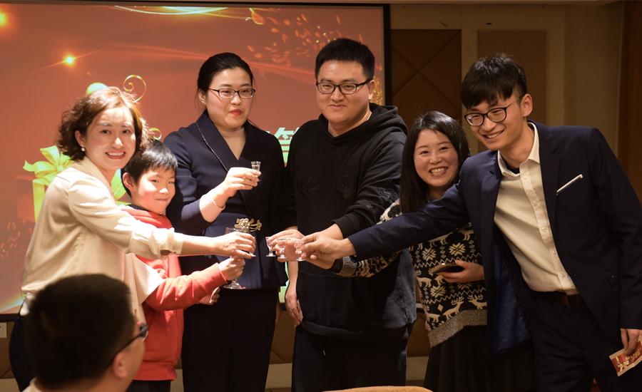 年终盛典 感恩奋进——博阳新能2018年度总结表彰大会集锦