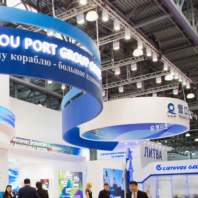 2016俄罗斯beplay体育官方下载运输与物流展览会