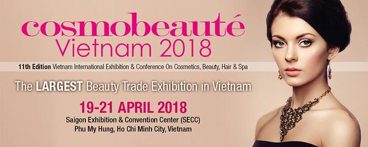 2018年第11届越南国际美容展