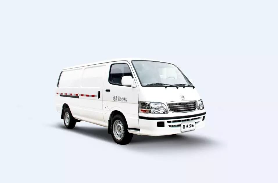 德行天下电动汽车采购200台南京金龙纯电动物流车
