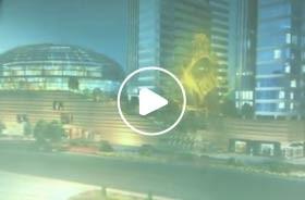 中大银泰城沉浸式投影