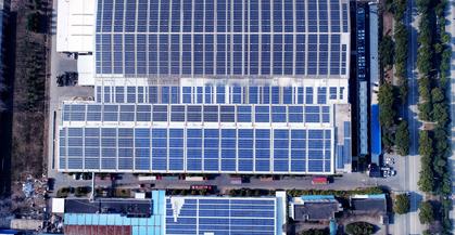 绿色能源+工业