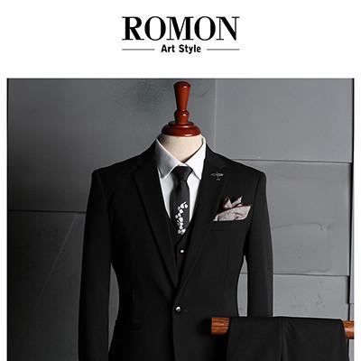 Romon/罗蒙  休闲男士西装