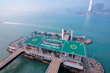 香港直升机水上平台