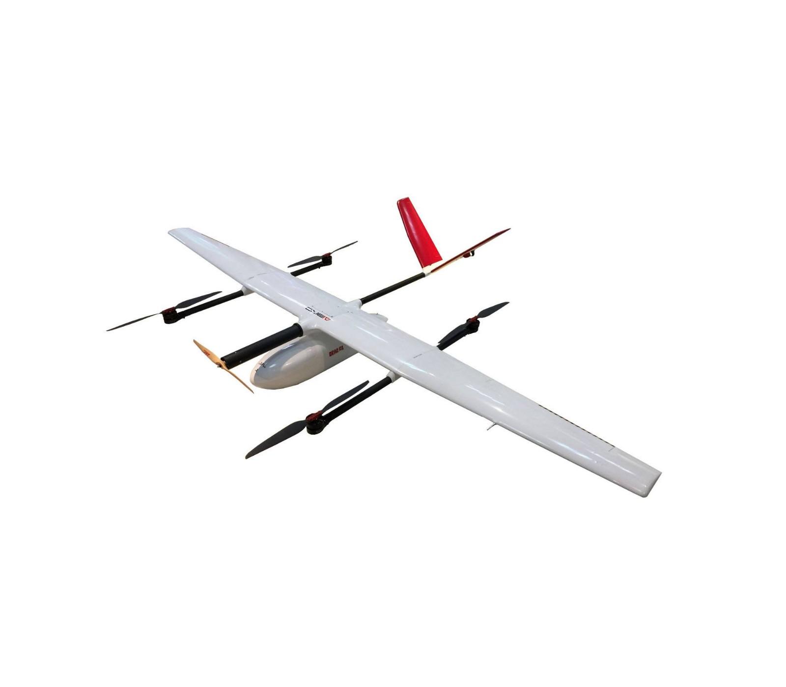 垂直起降固定翼取证班