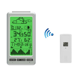 FT0102 Weather Station with Bright Backlight