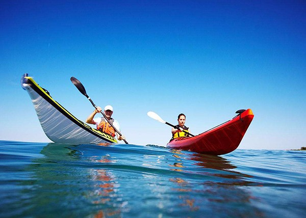 团队皮划艇