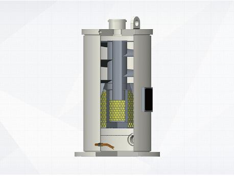 万博manbetx官网西甲官方合作伙伴LHE系列螺杆式高效水冷冷水机组