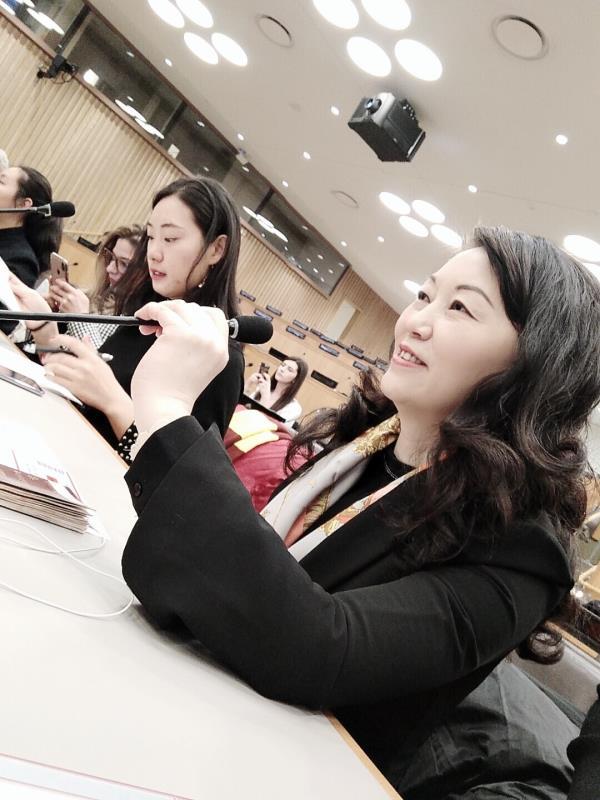 Keylight重磅丨中国脑科学教育专家吴恒莉受邀参加第四届联合国妇女和女童参与科学国际日大会