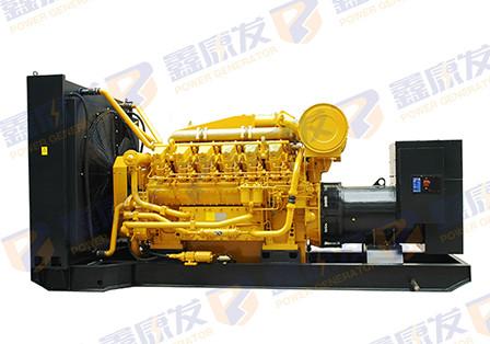 中油济柴系列柴油发电机组