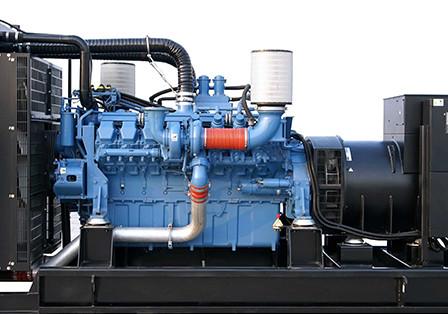 康沃系列柴油发电机组