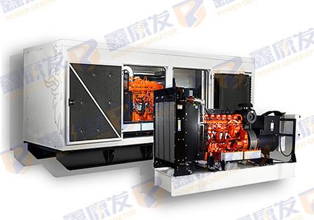 康发珀金斯静音箱型柴油发电机组