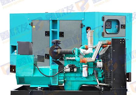 康发康明斯静音箱型柴油发电机组