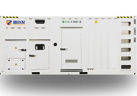 康发集装箱型柴油发电机组