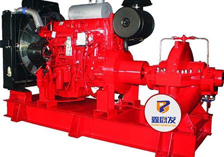 康发柴油机水泵