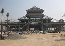 景洪龙舟广场