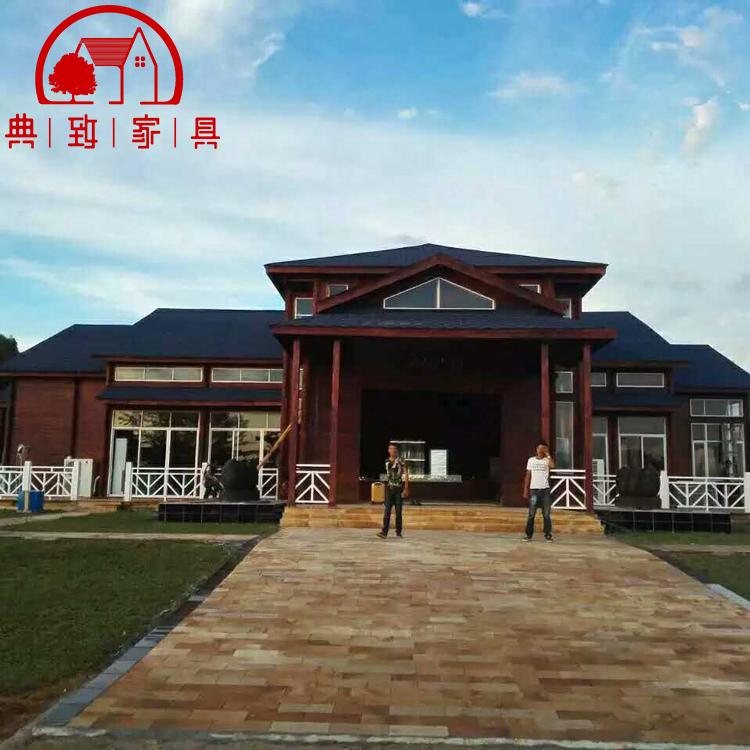 柬埔寨木屋别墅