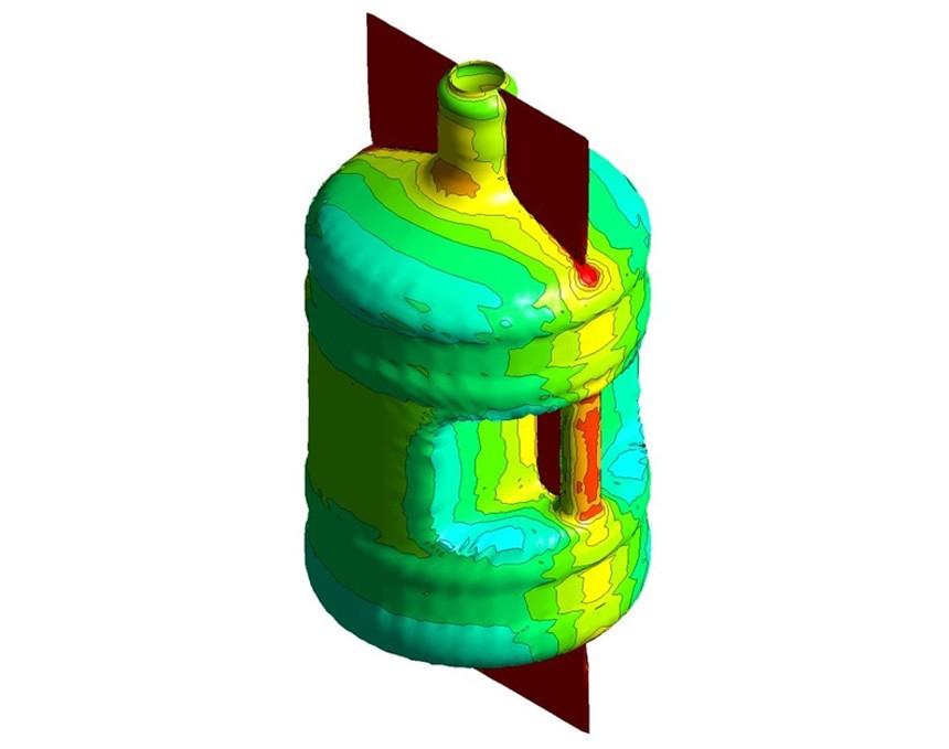ANSYS POLYFLOW专业聚合物成型分析