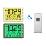 FT0120 Jumbo Display Wireless Weather Station Clock