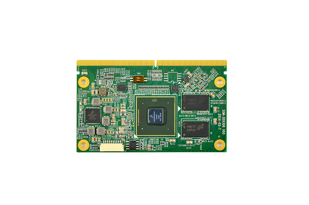SOM-SM9300, system on module based on NXP/Freescale I MX6Q