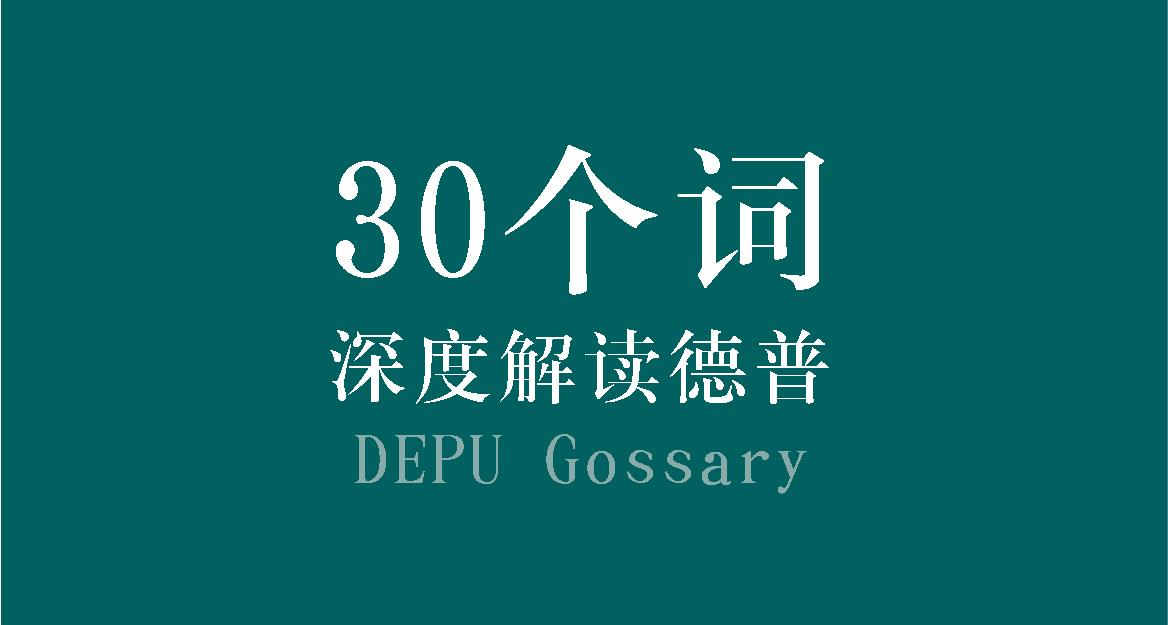 重庆双语学校德普词汇