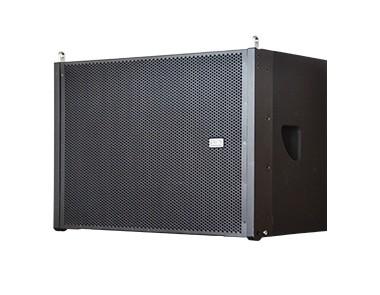 有源DSP线性阵列低频音箱G208SA