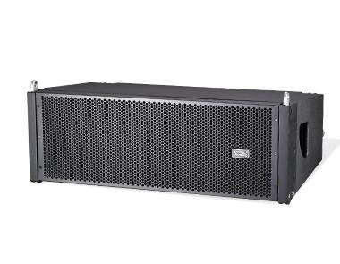 有源DSP線陣全頻音箱G210A