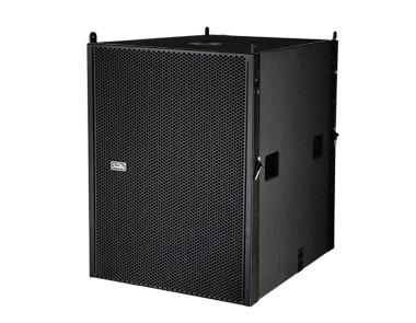 線性陣列超低頻音箱G110S