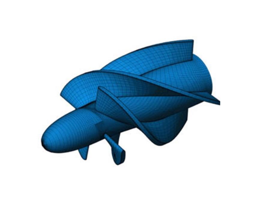 ANSYS TurboGrid涡轮叶栅通道网格划分