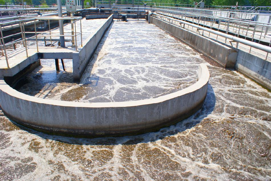 西安市第一污水处理厂