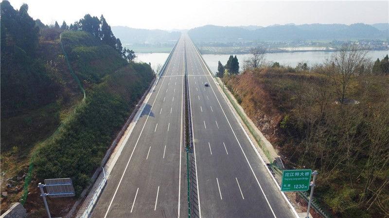成都经济区环线高速公路简阳至蒲江段项目