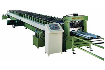 HG型系列钢楼板机