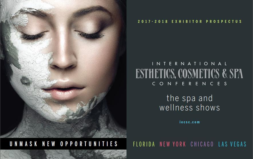 【招展】2018年美国国际美学化妆品&水疗spa展览会