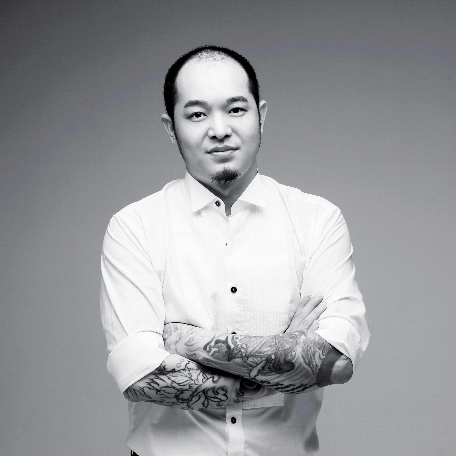 首席权威纹身老师--(王元  Jacky Wang)