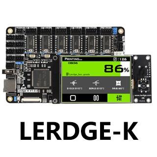 Lerdge_K主板基本接线使用说明