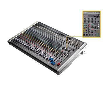 中小型現場擴聲調音臺 MIX20C/MIX12C/MIX16C/MIX08C/MIX08CG