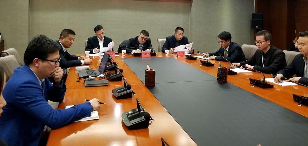 公司召开3月份工作会议
