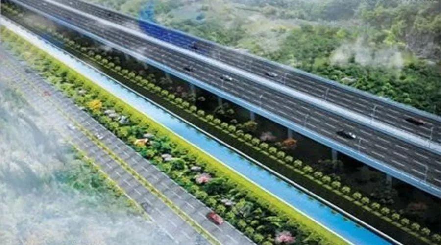 兰州乐虎国际娱乐app——兰州(中通道)月底开工建设