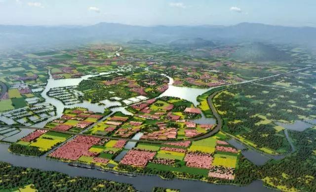 乐虎国际娱乐app将建2个大型农业综合体