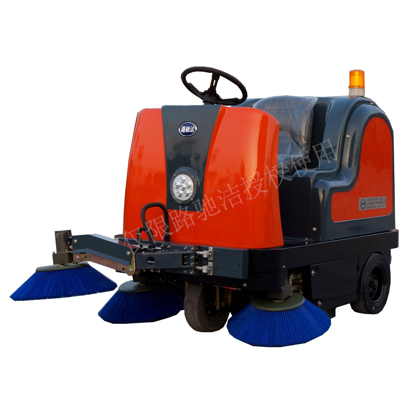 NSL-140驾驶式扫地车(1)