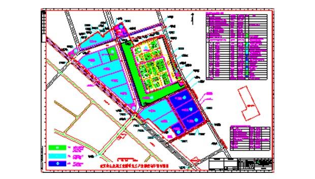 Industrial Planning of Coal Chemical Industry Park of Wuhan Beihu Industrial Par