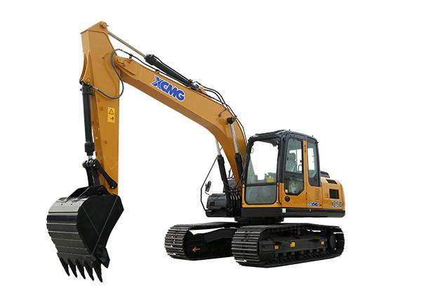 徐工中型挖掘机