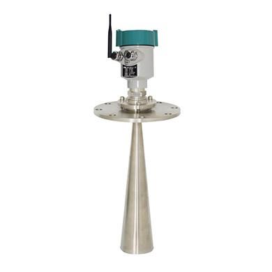 DCRD1000A3-Wireless 26GHz Radar level indicator Cement Silo Solids Radar Level Detector