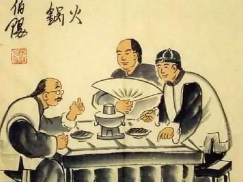 老外们猛然发现:中国文化其实就是吃文化!