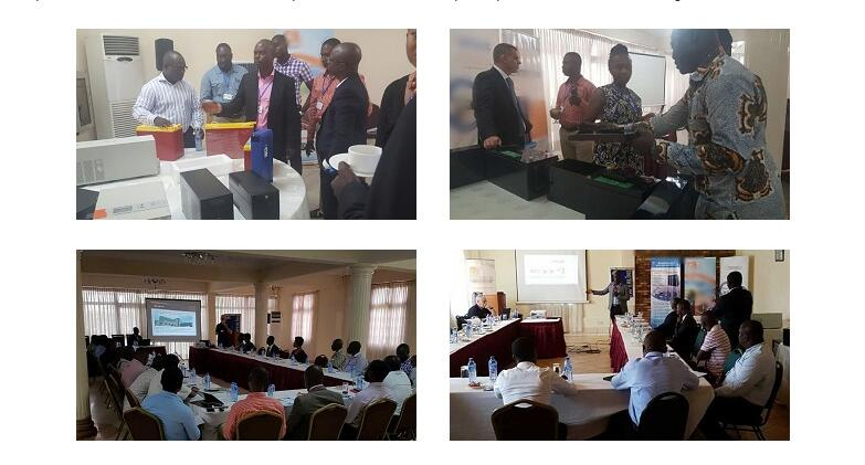 EverExceed's products seminar in Ghana ended with great success