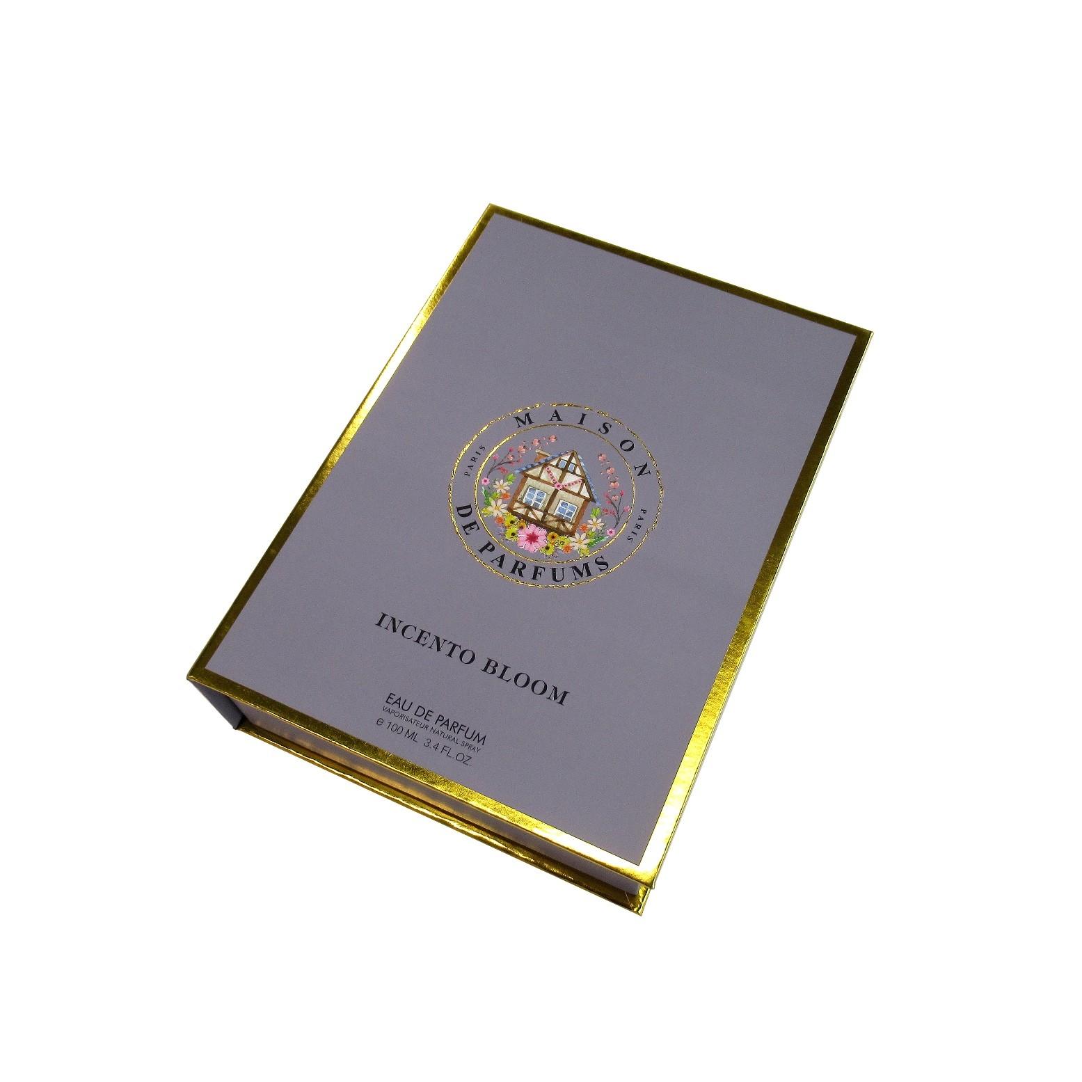 Paper box perfume box