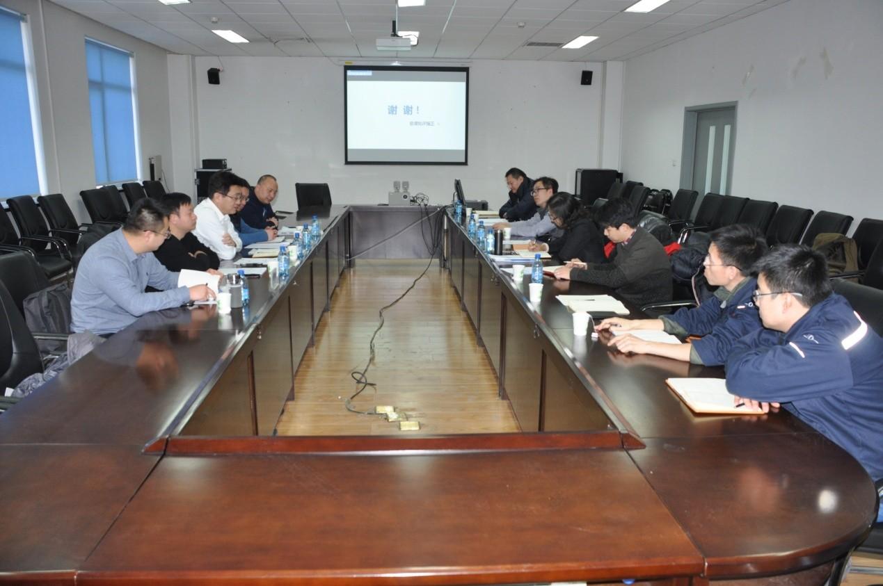 南京工业大学与航天科工某院技术交流项目合作