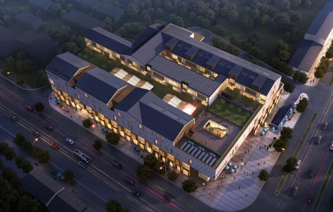 苏高新旗下苏绣小镇发展携手亚博体育官方在线,致力打造镇湖标杆社区商业