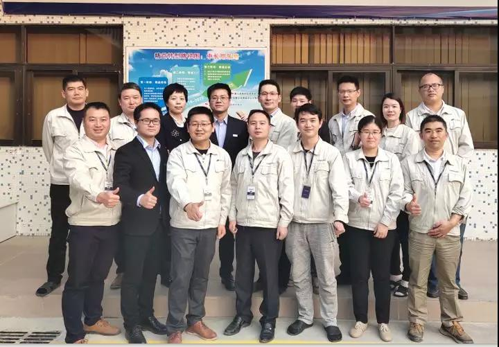 【咨询动态】深圳某科技公司2018年精益生产项目总结会